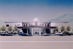 大洲ホール